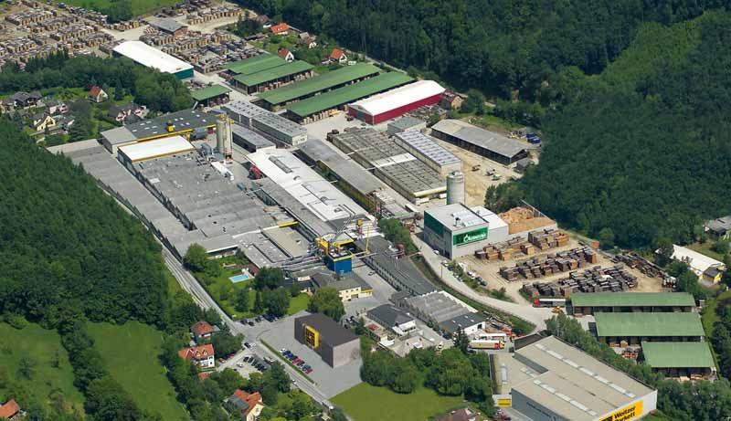 Weitzer Parkett modernisiert Produktionsstandort Weiz